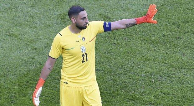 Italia-Belgio, Donnarumma applaudito a Torino: sui social si scatena il... calciomercato