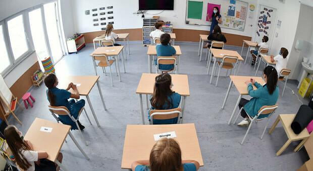 Scuola, quarantena ridotta e non per tutta la classe