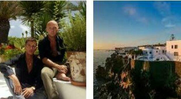 Dolce e Gabbana vendono la villa a Stromboli per 6 milioni: comprata da imprenditore casertano che produce mascherine