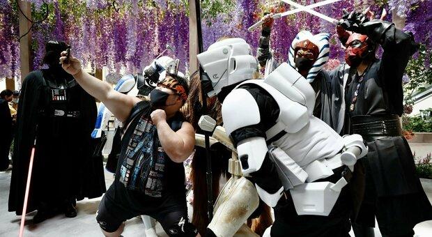 Celebrazioni per lo Stars Wars Day a Taiwan