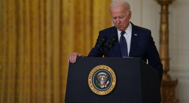 Attentati Kabul, Biden nel bunker della Casa Bianca: le ore più difficili della crisi afghana