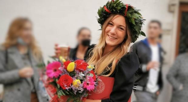 Chiara Ugolini, trovata morta in casa dal fidanzato (foto da Instagram)
