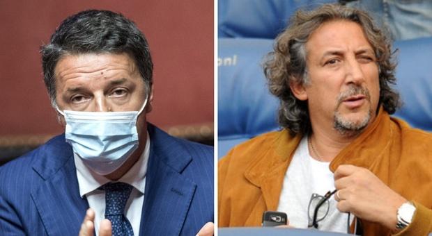 Renzi e Lucio Presta indagati per finanziamento illecito