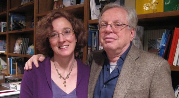 Laura Giannetti e Guido Ruggiero