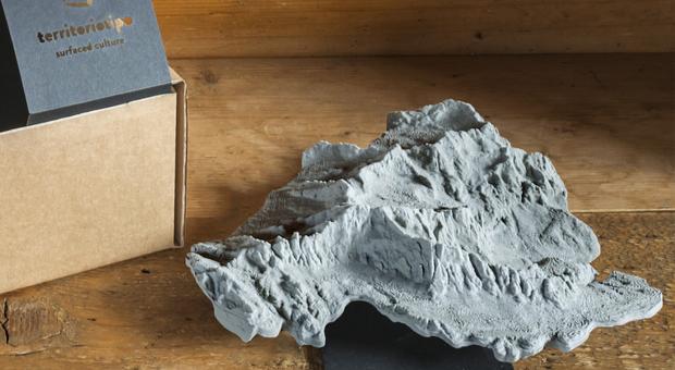 Montagne in miniature