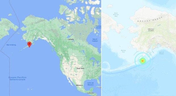 Terremoto in Alaska, allerta tsunami negli Stati Uniti: scossa di magnitudo 8.2, timori alle Hawaii