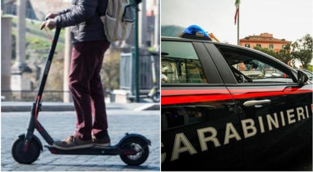 Droga dello stupro, spaccio sui monopattini a Roma: tra i clienti medici, prof e sportivi. Sei arresti