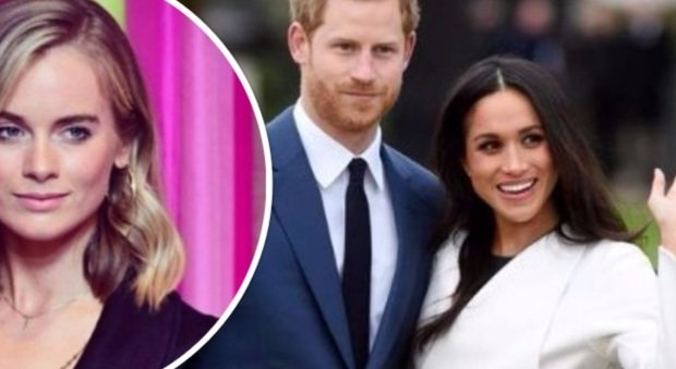 Matrimonio Harry E Megan : Principe harry e meghan la ex non l ha presa bene il