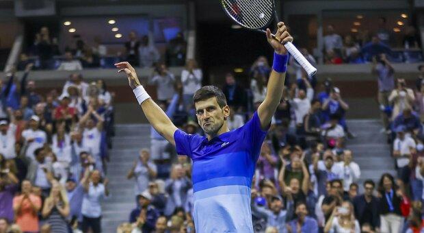 Djokovic batte Zverev: in finale agli Us Open sfiderà Medvedev per l'impresa del Grande Slam