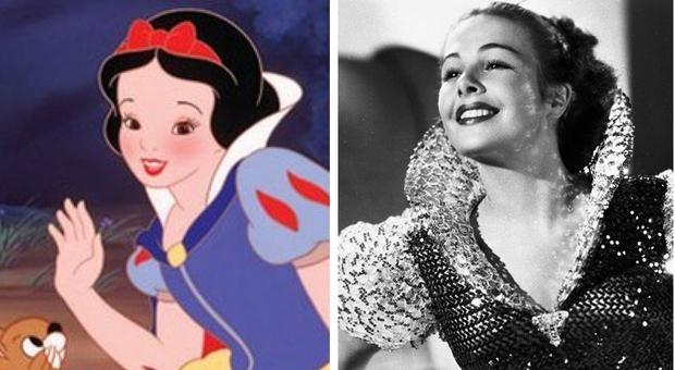 Morta l'attrice Marge Champion, fu la modella che ispirò il personaggio di Biancaneve