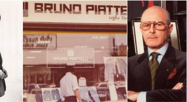 Morto Bruno Piattelli, stilista romano che lavorò con i grandi del cinema: da Mastroianni a Sordi