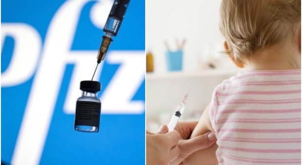 Vaccino anti-Covid ai bimbi «dai 6 mesi ai 5 anni»: il piano di Pfizer (negli Usa) per quest'inverno