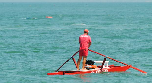 Deceduto un 79enne trevigiano sul litorale di Bibione, foto di repertorio