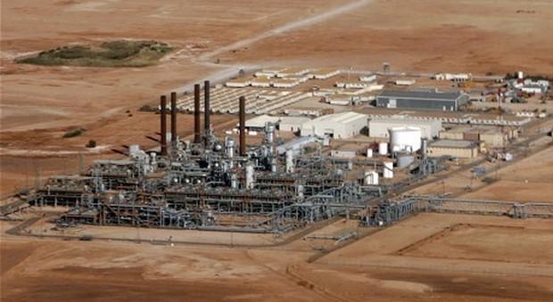 Algeria attacco esplosivo a impianto gas della statoil for Esterno attacco fifa 18