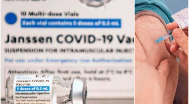 Vaccino, annuncio di Johnson&Johnson: «La seconda dose due mesi prima garantisce maggiore protezione»