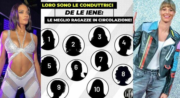 Le Iene, da Elodie a Federica Pellegrini: chi sono le 10 conduttrici che si alterneranno accanto a Nicola Savino?