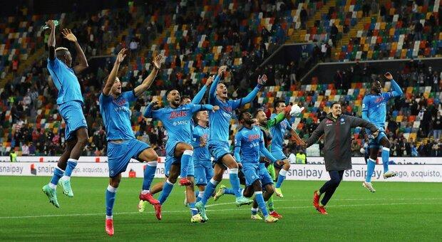 I cori dei tifosi dell'Udinese contro il Napoli costano alla società friulana 10mila euro di multa