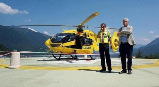Elicottero Falco : Suem ecco il nuovo elicottero falco in grado di