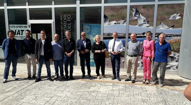 Il Comitato no trivelle in Adriatico con Katia Ricciarelli