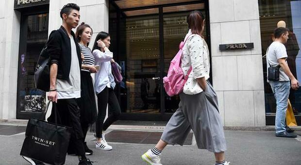 In aumento i turisti con gli occhi a mandorla