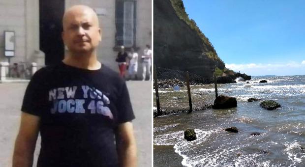 Ritrovato morto Carlo Riccio, 57enne disperso in mare dopo aver salvato due ragazzi