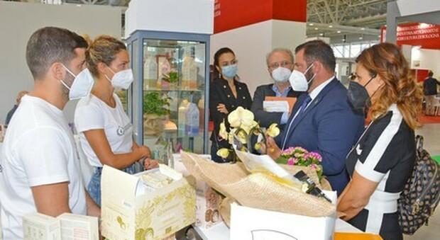 Agricoltura, nelle Marche nasce il distretto Bio più grande d'Europa: Regione al «Sana» di Bologna. 2.100 imprese, 100 mln fatturato