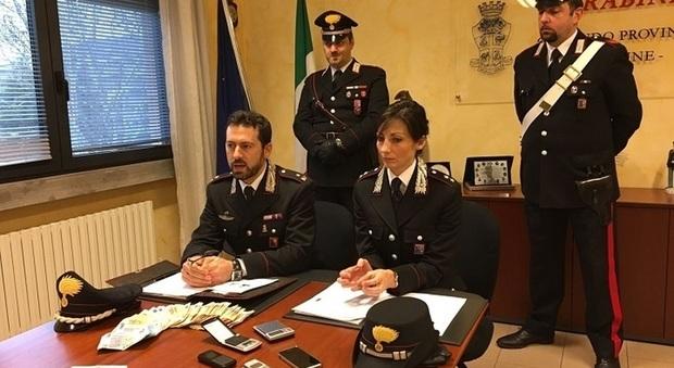 Arrestate 7 persone per associazione a delinquere per spaccio di droga a Udine
