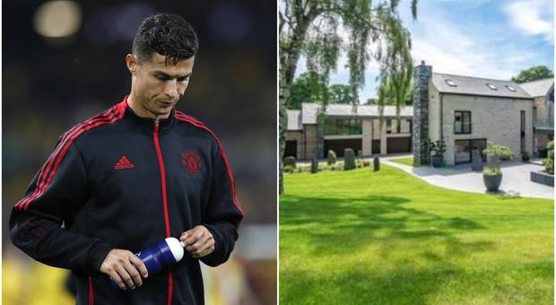 Cristiano Ronaldo cambia casa per colpa delle pecore: «Disturbano il suo sonno»
