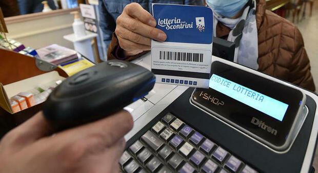 Lotteria scontrini, vincite nel Vicentino e nel Bellunese