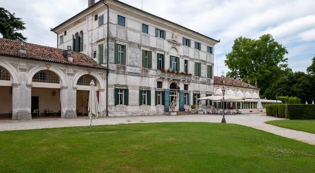 Villa Condulmer di Mogiano Veneto