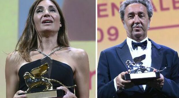 """Venezia 78, Leone d'oro a """"L'evenement"""". Sorrentino gran premio della giuria. Coppa Volpi a Penelope Cruz e John Arcilla"""