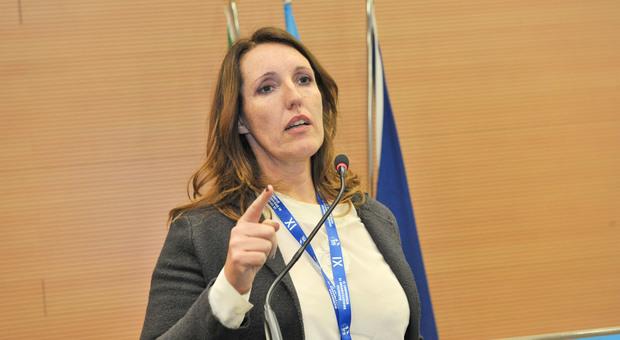 Elena Donazzan, assessore veneto al lavoro