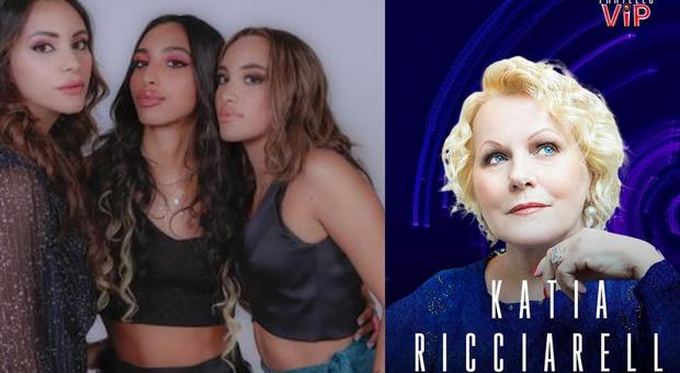 Gf Vip, le principesse Selassiè e la gaffe su Katia Ricciarelli: «Ricciarello chi? Non è famosa, neanche è in classifica»