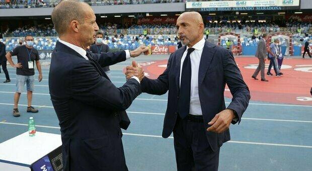 Allegri e Spalletti, lite negli spogliatoi dopo Napoli-Juve: cosa è successo