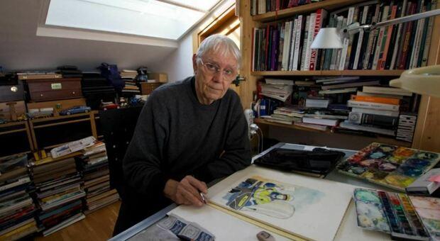 Milo Manara si racconta dopo 52 anni di carriera: «Nei fumetti la questione non è soltanto disegnare ma raccontare»