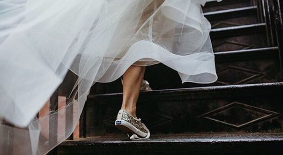 Cambio Scarpe Sposa.5 Tipi Di Scarpe Comode Da Sposa Non Convenzionali