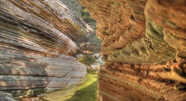 Brent de l'Art, il canyon bellunese incanta Kilimangiaro su RaiTre