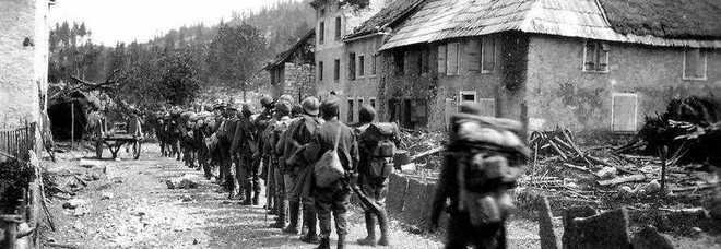 Cento Immagini Della Grande Guerra Raccontano Il Conflitto