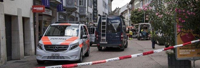 Irrompe in un ufficio armato di motosega cinque feriti for Motosega fissa