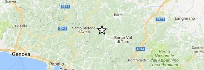 Terremoto, poco fa due forti scosse tra Genova, La Spezia e Parma: