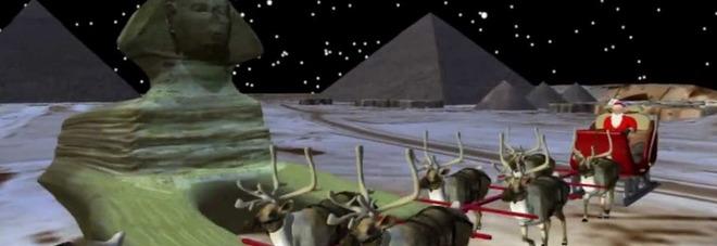 Dov E Babbo Natale.Dov E Ora Babbo Natale Come Seguire Il Suo Viaggio In Diretta