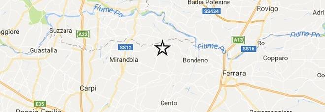 Terremoto, scossa di magnitudo 3 in Emilia: torna la paura nei comuni colpiti dal sisma del 2012