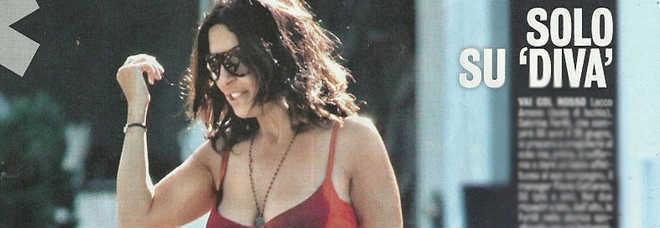 Sabrina ferilli young nude — photo 8