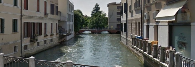 Il canale Cagnan a Treviso
