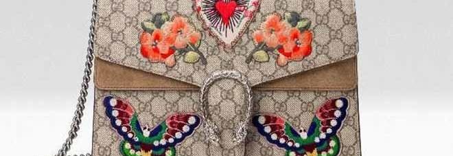 best sneakers 0c1a8 6de6f Da Gucci una Dionysus Bag escusiva per Montenapoleone