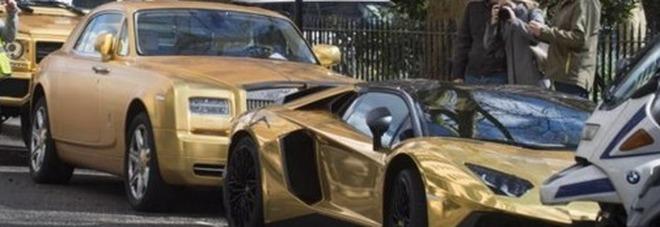 Auto di lusso con targa estera, i vigili  smascherano 10 furbetti delle multe