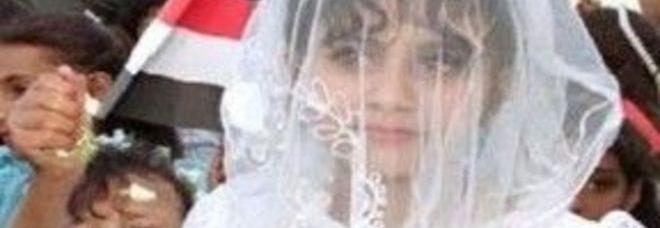 8a934069a3 La sposa bambina muore a 8 anni dopo la prima notte di nozze /Foto
