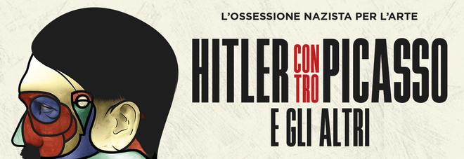 Hitler Contro Picasso Al Cinema Il Docufilm Con Tony Servillo In Anteprima Mondiale