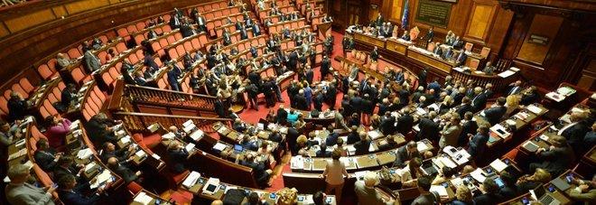 Riparte la discussione sulla legge che blocca la for Calendario lavori senato approvazione