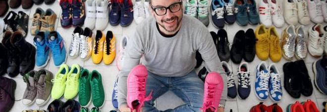 Ecco il sindaco con 103 paia di scarpe  «Sono il ... 1e7178470bb